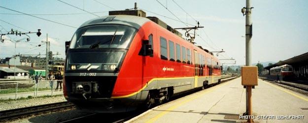 Siemens Desiro